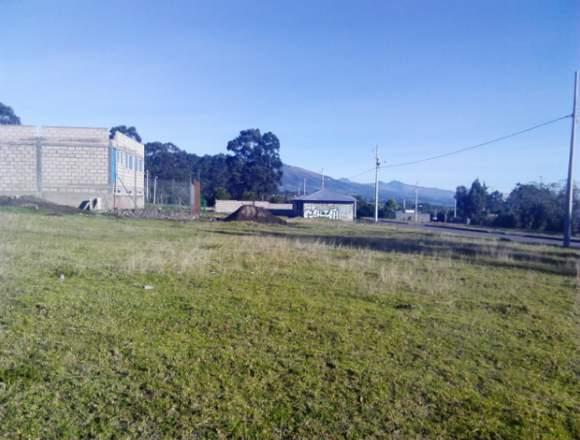 Se venden lotes de terreno en Aloasi