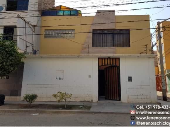Hermosa Casa - Urb. Los Jazmines -CHICLAYO