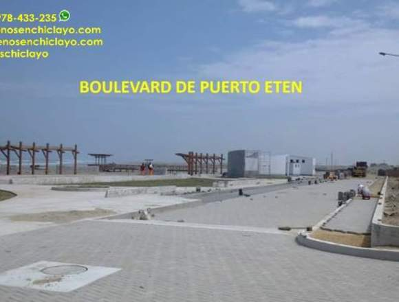 Construye tu Casa de playa-Terreno de 544 m2-ETEN