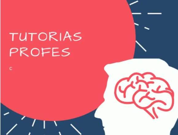 Tutorias/Clases/Exámenes/Trabajos De Calculos
