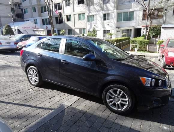 Chevrolet Sonic 1.6 Ltz L4 Man At a $ 15500000