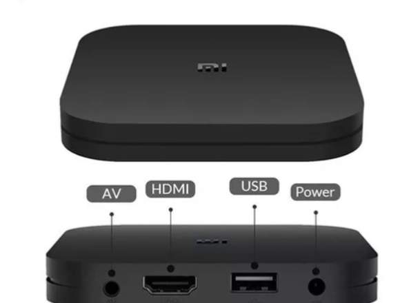 Convertidor De Tv Reproductor Multimedia Xiaomi 4k