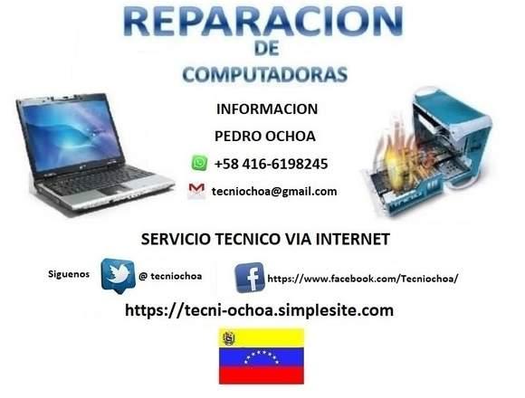 SERVICIO TECNICO EN COMPUTACION ONLINE