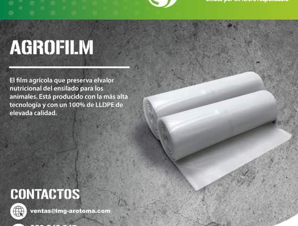 VENTA DE PLÁSTICO AGROFILM/CONSERVA INVERNADERO