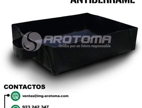 VENTA DE BANDEJAS ANTIDERRAMES HDPE