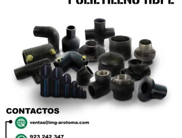 VENTA DE FITTINGS DE POLIETILENO HDPE