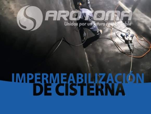 IMPERMEABILIZACIÓN DE CISTERNAS/ CON PVC, HDPE