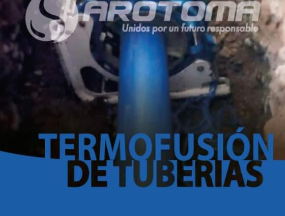 SERVICIO DE TERMOFUSIÓN DE TUBERÍAS HDPE
