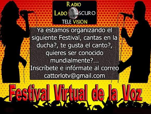 FESTIVAL VIRTUAL DE LA VOZ