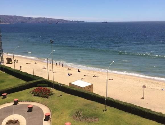 Viña, temporada de verano frente al mar