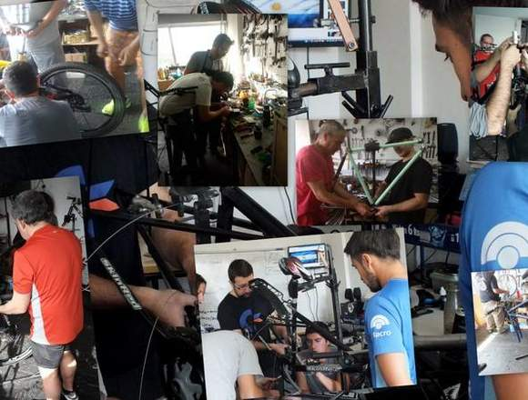 Curso Intensivo de Mecánica de Bicicletas