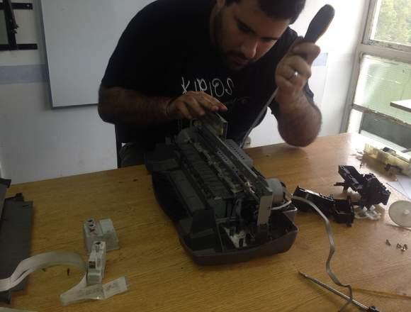 Curso de Reparación de Impresoras