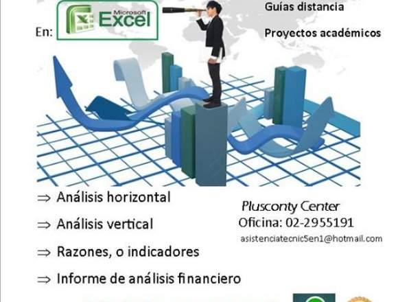Caso Práctico Análisis financiero