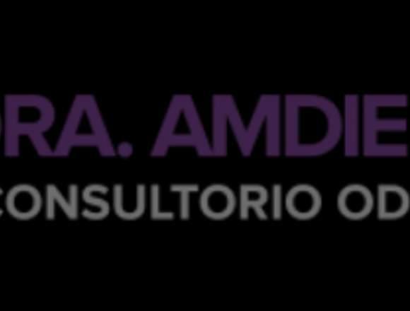 Dra Amdie Chirinos Endodoncista en Bogotá