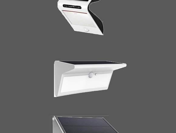 lamparas solares con sensor de movimiento