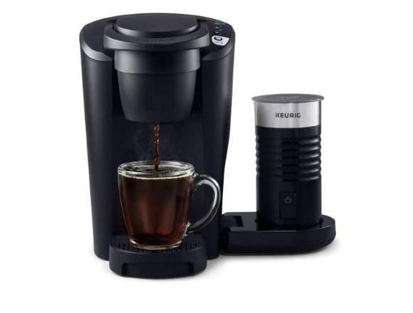 Cafetera y café con leche K-Cup Keurig K-Latte
