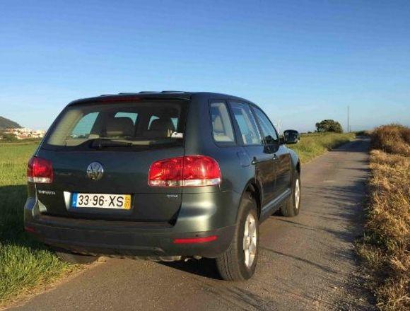 VW Touareg 2.5 TDi Top Tiptronic 4900€