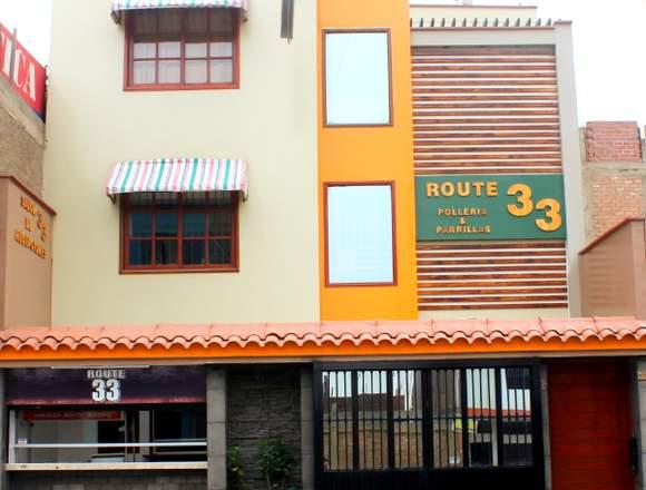 OCASIÓN se vende o se alquila Restaurante
