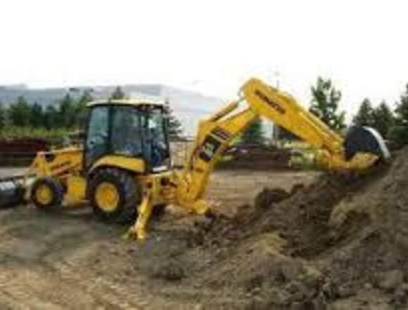 Curso de excavadora y retroexcavadora.