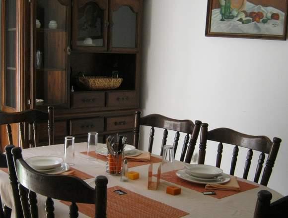 Casa Amueblada en Renta en Colonia Viveros