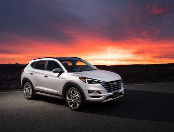 Alquiler de Camionetas 4x4 Hyundai Tucson Nueva