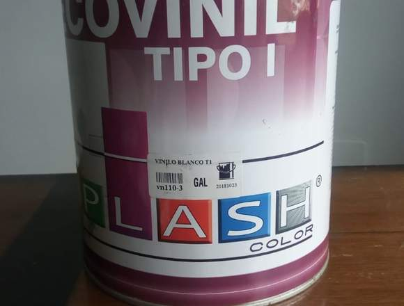 Vinilo Tipo 1 superlavable Marca SPLASH