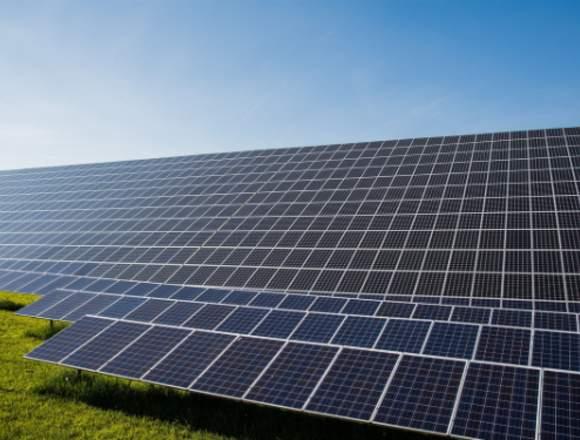 Paneles Solares - Energías renovables