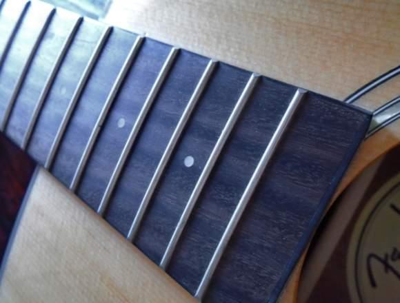 Vendo guitarra zurda Acústica Fender CC-60S