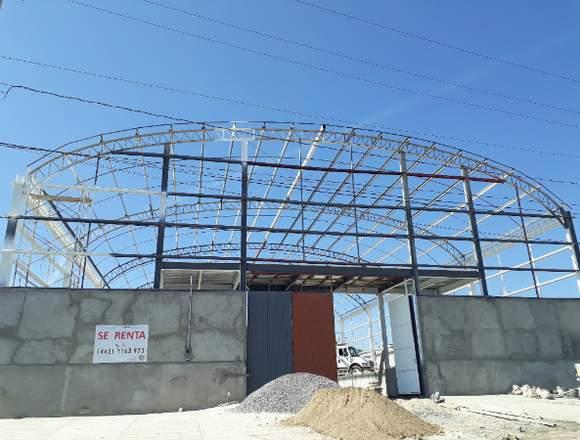 Suministro,fabricacion montaje estructura metalica