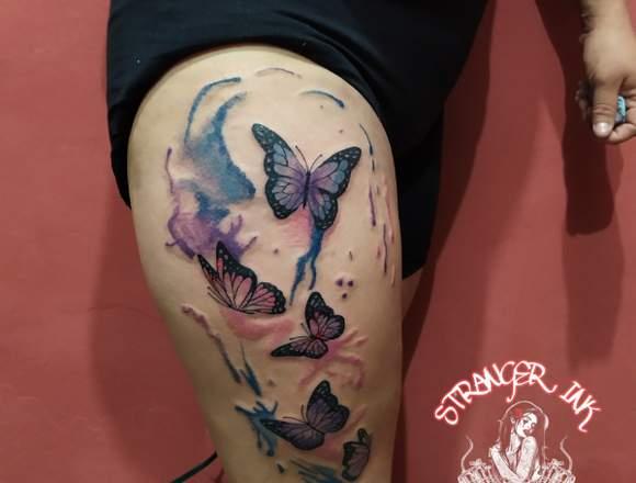 Tatuajes oferta todo el mes de enero