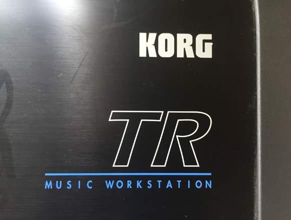 Sintetizador -Teclado Korg TR 88