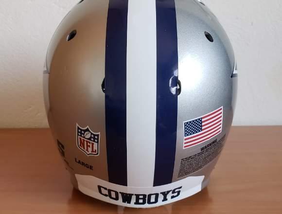 Casco Dallas Cowboys Tamaño Normal Colección