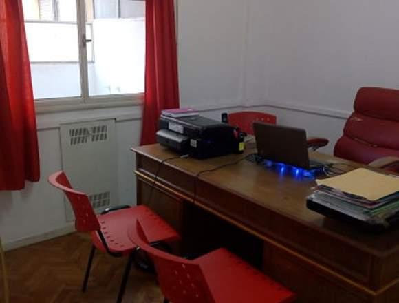 Comparto oficina super luminosa en zona tribunales