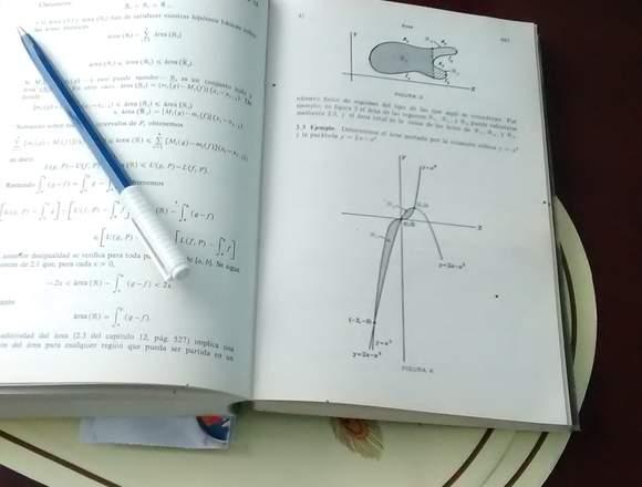 Matemáticas/ Atiendo Ate.