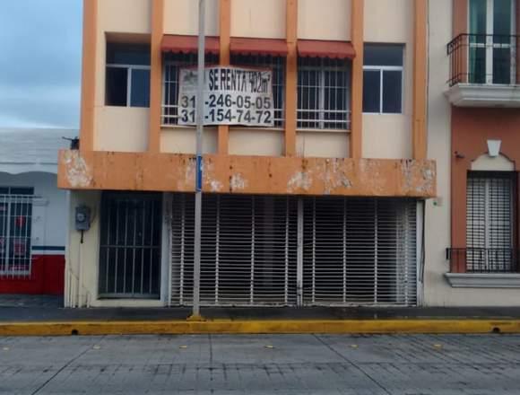 Rento edificio para oficinas en el centro de Tepic