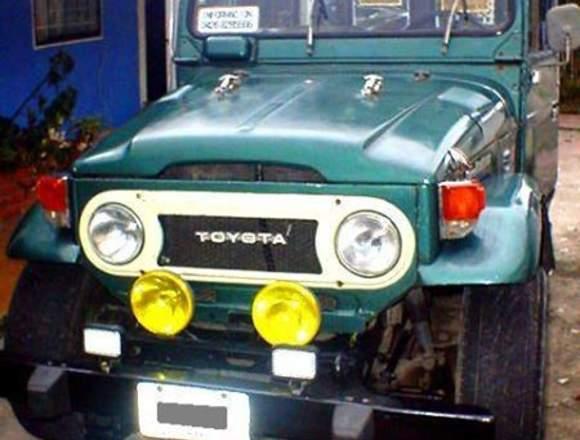 TOYOTA LAND CRUISER 1978 EL MACHO