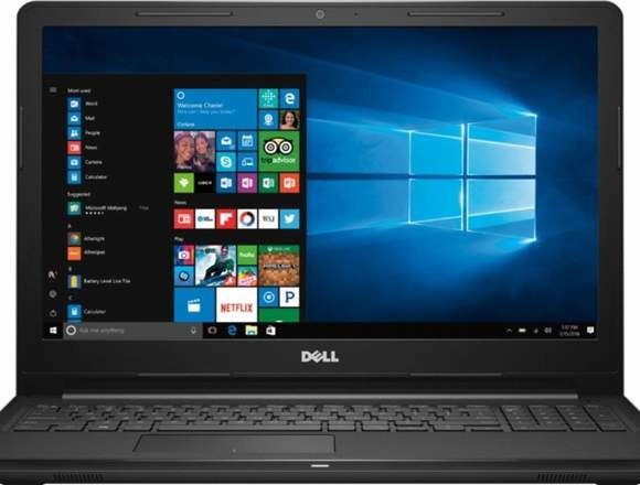 """Laptop Dell Inspiron 15.6"""" AMD A6 Series 500Gbs"""