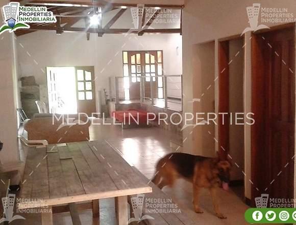 Casa Finca Amoblada en Barbosa Antioquia Cód: 4828