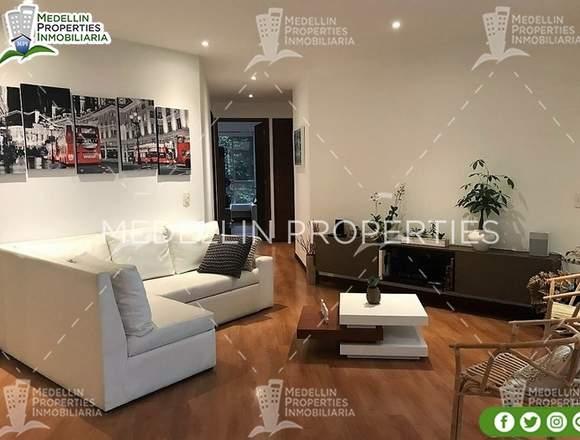 Alquiler Temporal de Apartamentos El Poblado 4986