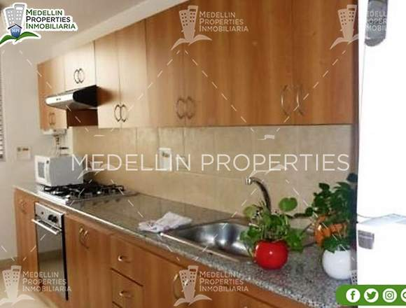 Furnished Apartments in Colombia Medellín Cód:4678