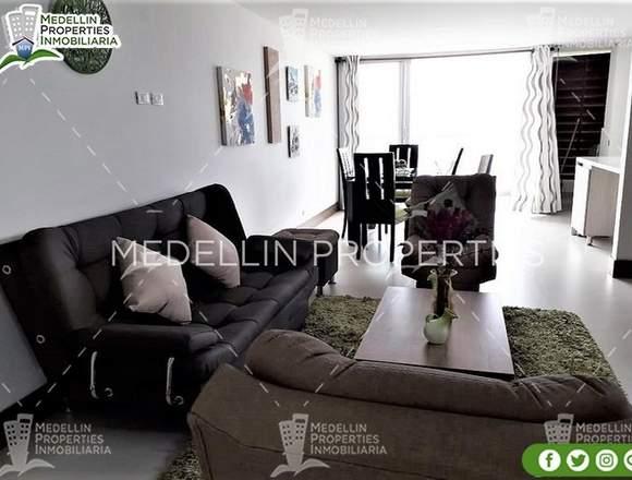 Furnished Apartment for Rental Sabaneta Cod: 5012