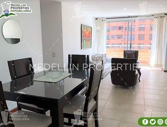 Apartamentos Amoblados en Medellín Cód: 4681
