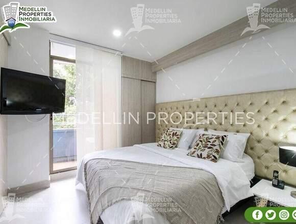 Furnished Apartment for Rental El Poblado 5008