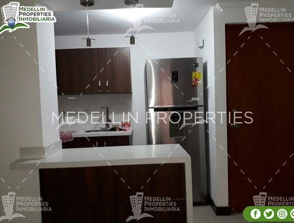 Furnished Apartment for Rental Envigado 4789