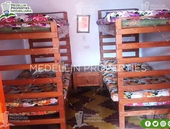 Casa Finca Amoblada en Barbosa Cod: 5051