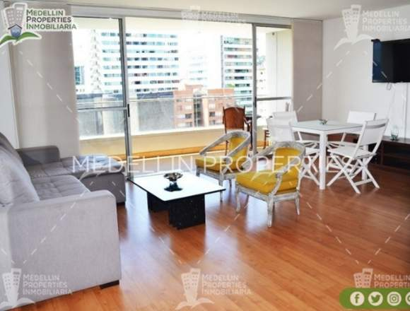 Apartamentos Amoblados en Alquiler El Poblado 5078