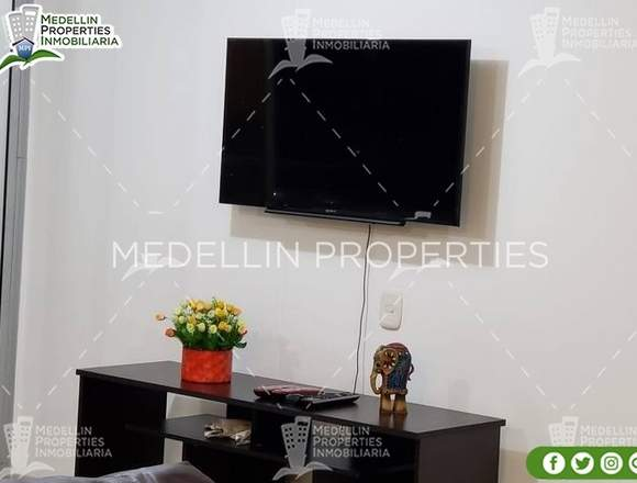 Furnished Apartment for Rental Envigado Cod: 5031