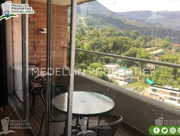 Furnished Apartment for Rental Envigado Cód: 4840