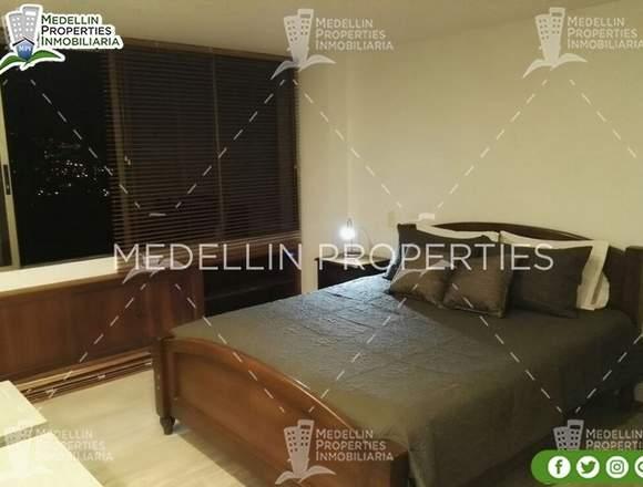 Apartamentos Amoblados en Alquiler El Poblado 5033