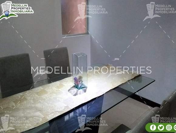 Furnished Apartment for Rental Envigado Cód: 4992